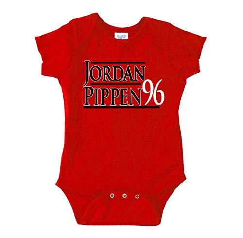 RED Chicago Jordan Pippen 96