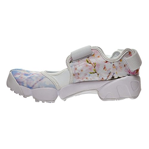 457b06eb1 Nike Air Rift Print Women s Shoe White Multi Color 807398-101 (6 B(M ...