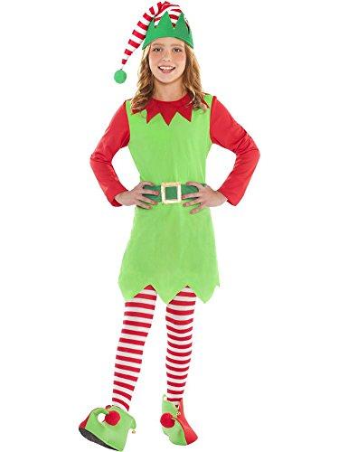 [Merry Elf Costume Medium Child] (The Elf Costume Prices)