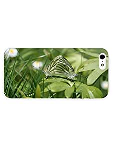 3d Full Wrap Case for iPhone 5/5s Animal Moth66