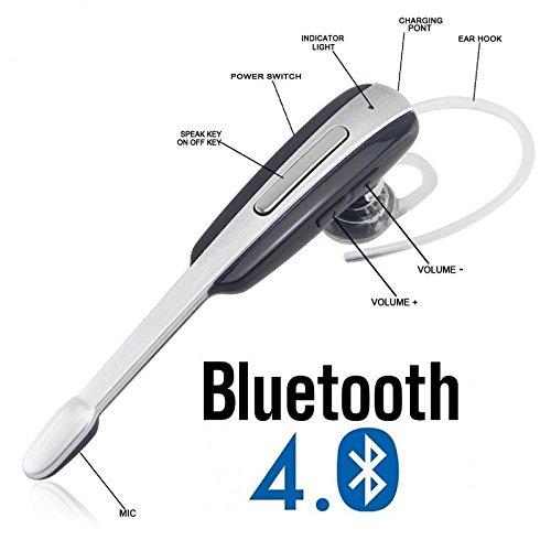 Dhhan V4.0 Hm1000 Bluetooth Headset with Mic  Black