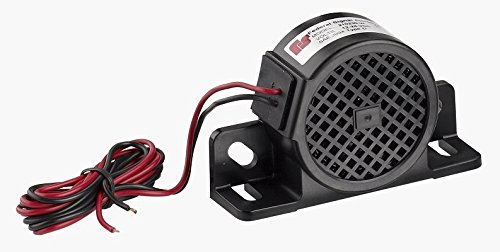 Federal Signal 210238-W 2012 Series Back-Up Alarm, Wire Terminals, 87 dB(A) by Federal Signal