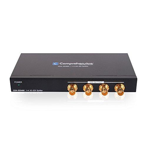Comprehensive Pro AV/IT 3G-SDI 1 x 4 Splitter by Comprehensive Cable