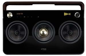TDK Life on Record 77000015360 3-Speaker Boombox Audio System
