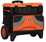 Klein Tools 55473RTB Tool Box, Rolling Tool Bag on Wheels with High Clearance, Portable Tool Box up to 250 Pounds