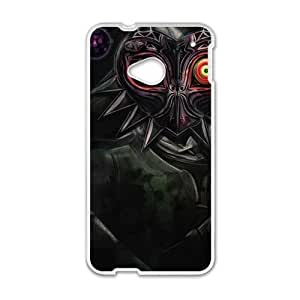Malcolm majora's mask Phone Case for HTC One M7
