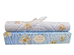 Magnolia Ripple Scented Drawer Liner from Scentennials