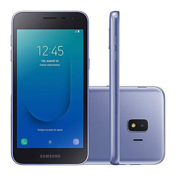 - 41Ep04ogYKL - Samsung Galaxy J2 Core 2018 Factory Unlocked 4G LTE (USA Latin Caribbean) Android Oreo SM-J260M Dual Sim 8MP 8GB (Black)