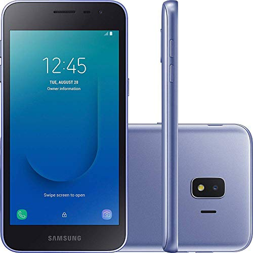 Samsung Galaxy J2 Core 2018 Factory Unlocked 4G LTE (USA Latin Caribbean) Android Oreo SM-J260M Dual Sim 8MP 8GB (Black)