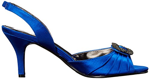 Blue Shoes Sandal Annie Lara Women's Dress qUzx6Swp