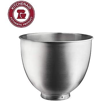 Amazon Com Kitchenaid Kn3cw 3 Qt Stainless Steel Bowl