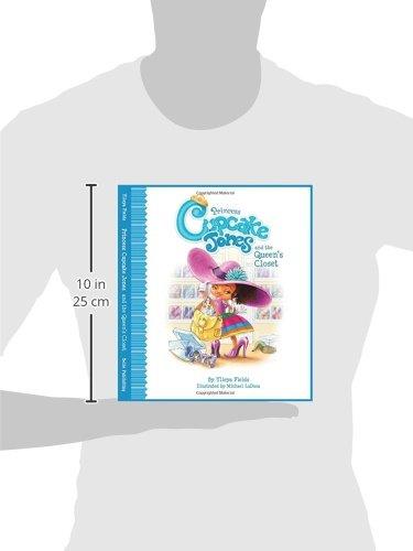 Princess Cupcake Jones and the Queen's Closet (Princess Cupcake Jones Series)