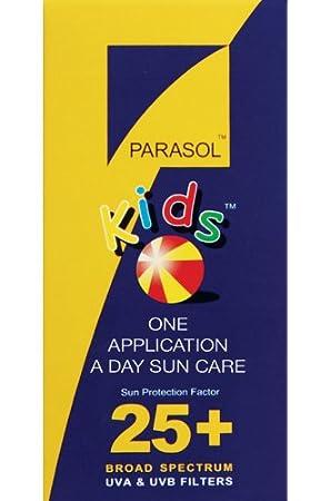 Parasol sun protection lotion