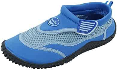 New Starbay Brand Childrens Slip-On Athletic Water Shoes / Aqua Socks Available In 4 Colors