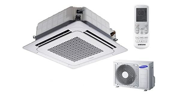 Samsung de 4 Vías techo láser Aire Acondicionado ac026 climática dispositivos Juego 2,6 Kw a +/A: Amazon.es: Libros