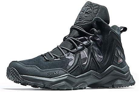 トレッキングシューズ メンズ アウトドア 防滑 スポーツ メッシュ ハイキング 四季 滑を止め 登山靴 軽量 通気 防水
