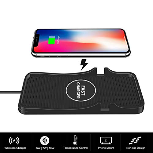 wireless charger mat for car - 9