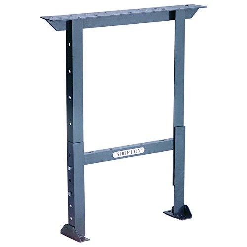 Shop Fox D2660 34-Inch Deep Workbench Leg ()