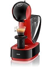 De'Longhi Nescafé Dolce Gusto Infinissima Edg260.R Macchina per Caffè Espresso e Altre Bevande Manuale, Red
