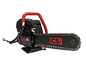 """ICS 575865 695XL-16 GC Gas Powered Concrete Cutting Chainsaw Package with 16"""" Guidebar and TwinMAX Chain"""