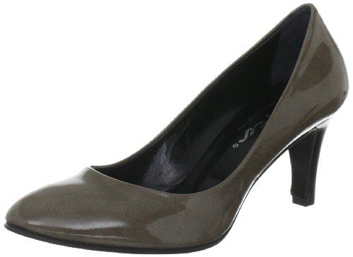 Evita Shoes Pumps geschlossen 09E7312261 - Zapatos clásicos de charol para mujer Marrón