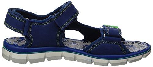Primigi PTV 13960, Sandalias con Punta Abierta Para Niños Blu (Bluette Bluette)