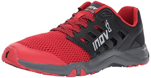 Inov-8 Men's All Train 215 Sneaker, Red/Black, M10 D US