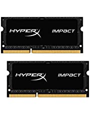 ذاكرة هايبر اكس امباكت من كينجستون تكنولوجي 16GB Kit (2 x 8GB) HX316LS9IBK2/16