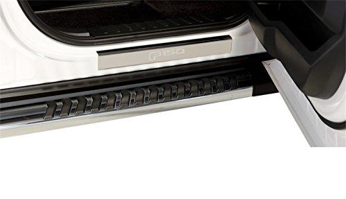 Putco Light Duty Cover - Putco 95185FD Stainless Steel Door Sill
