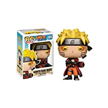 Funko - Figurine Naruto - Naruto Sage Mode Exclu Pop 10cm - 0889698129985