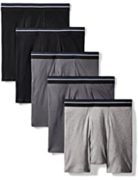 Men's 5-Pack Tag-Free Boxer Briefs