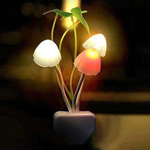 Nicerocker New Energy Saving Creative Design LED Night Light for Bed Lamp Home Decor
