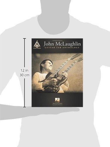 John McLaughlin Guitar Tab Anthology Recorded Guitar Versions ...