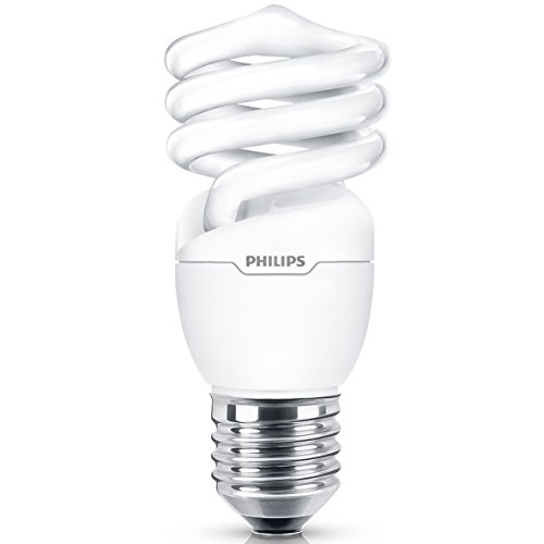 Lâmpada Fluorescente Philips Cfli Twister 220v Branco