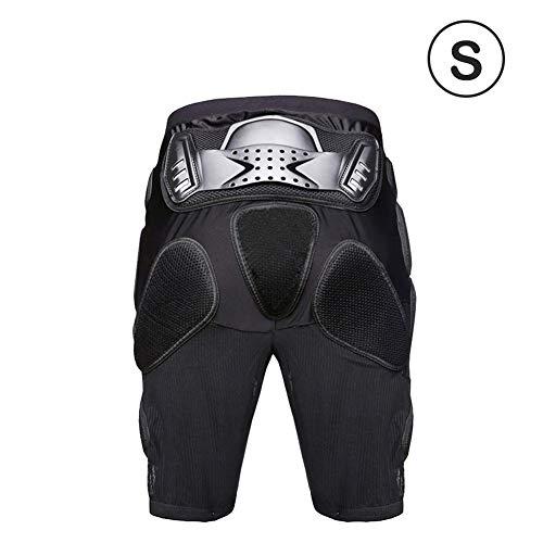 Heilsa Armor Pants Motocross Anti-Fall & Diaper Armor Pants Racing Shorts Locomotive Riding Armor Pants