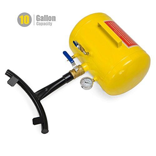 Air Bead Seater Tire Tool, Rapid Pump Wheel Tool (10 Gallon)