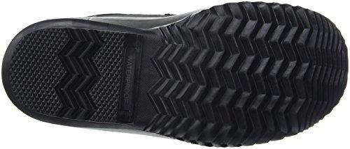 Sorel NM1439 - Botas de cuero para hombre Negro (Black)