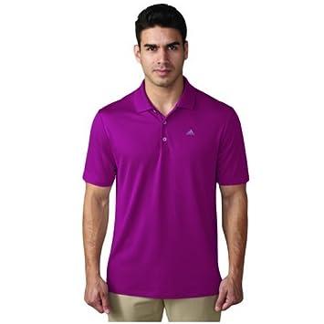 Adidas Performance LC Camiseta Polo de Golf, Hombre: Amazon.es: Deportes y aire libre