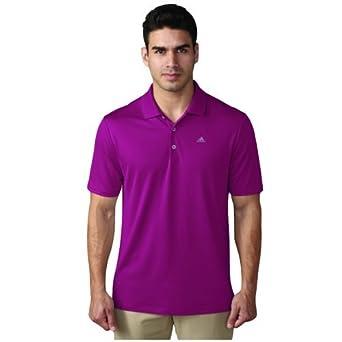 adidas Performance LC Camiseta Polo de Golf, Hombre: Amazon.es ...