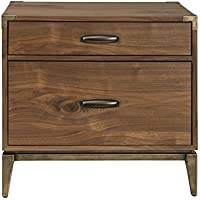 Modus Furniture 8N1681 Adler Nightstand, Natural Walnut