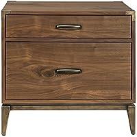 Modus Furniture 8N1681 Adler Nightstand, Natural Walnut