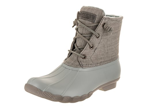 Canvas Womens Boots - 9