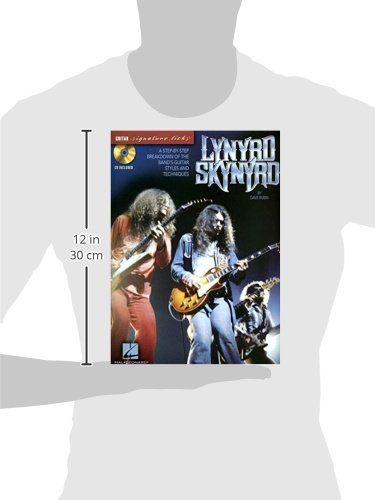 Cd guitar lick lynyrd pkg signature skynyrd