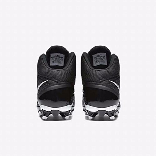 Nike Mens Cj Strike 3 Voetbal Cleat Zwart / Antraciet / Wit