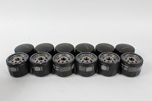12 Pack Genuine Kawasaki 49065-7007 Oil Filter OEM