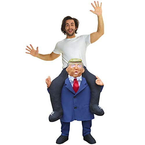 Morph Unisex Piggy Presidential Leader Piggyback Costume - With Stuff Your Own Legs]()