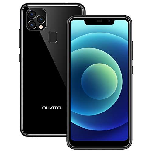 OUKITEL C22 Unlocked Smartphones, 4G Android 10 Unlocked Cell Phone, Dual Sim Unlocked Phone with 4000mAh Battery, 5.86…