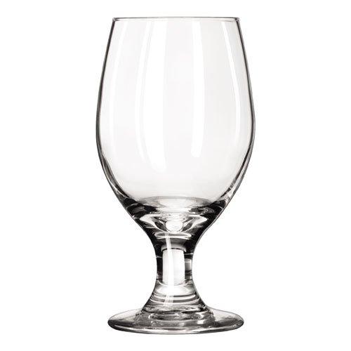 Libbey Perception Glass Stemware, Banquet Goblet, 14oz, 6 1/2