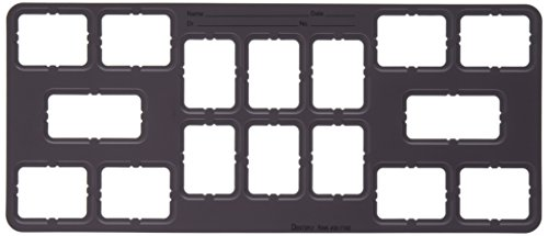 Dentsply 307162 EZ-Tab Plastic Series 30 Open