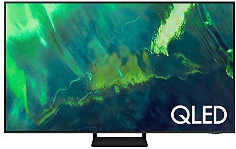 Samsung – 55″ Q70A QLED 4K Ultra HD HDR Smart TV [QN55Q70AAFXZC][Canada Version] (2021)